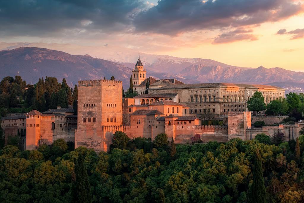 Edificios islamicos de España